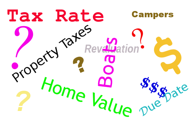 Moore County Property Tax Info