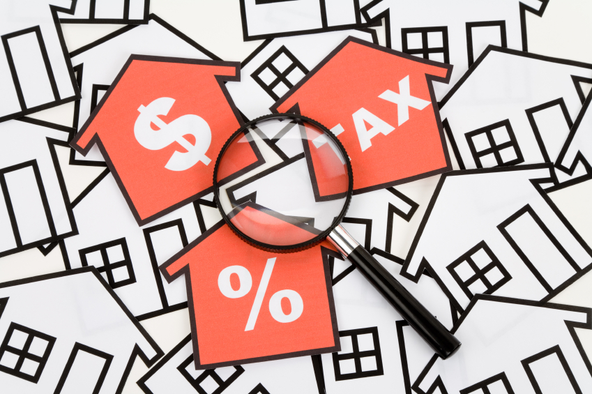 A Property Tax On Real Estate Will Cause